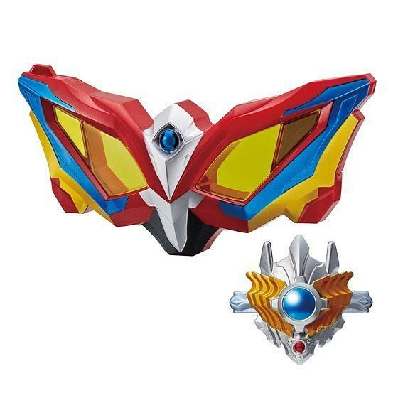 Bandai Ultraman Taiga Dx New Generation Eye Shopee Indonesia