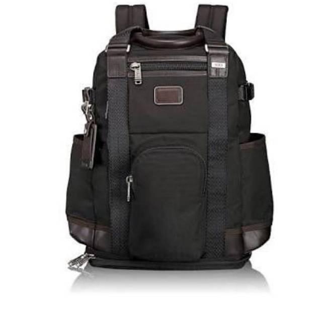 Tumi Ransel Lejeune Backpack Hitam