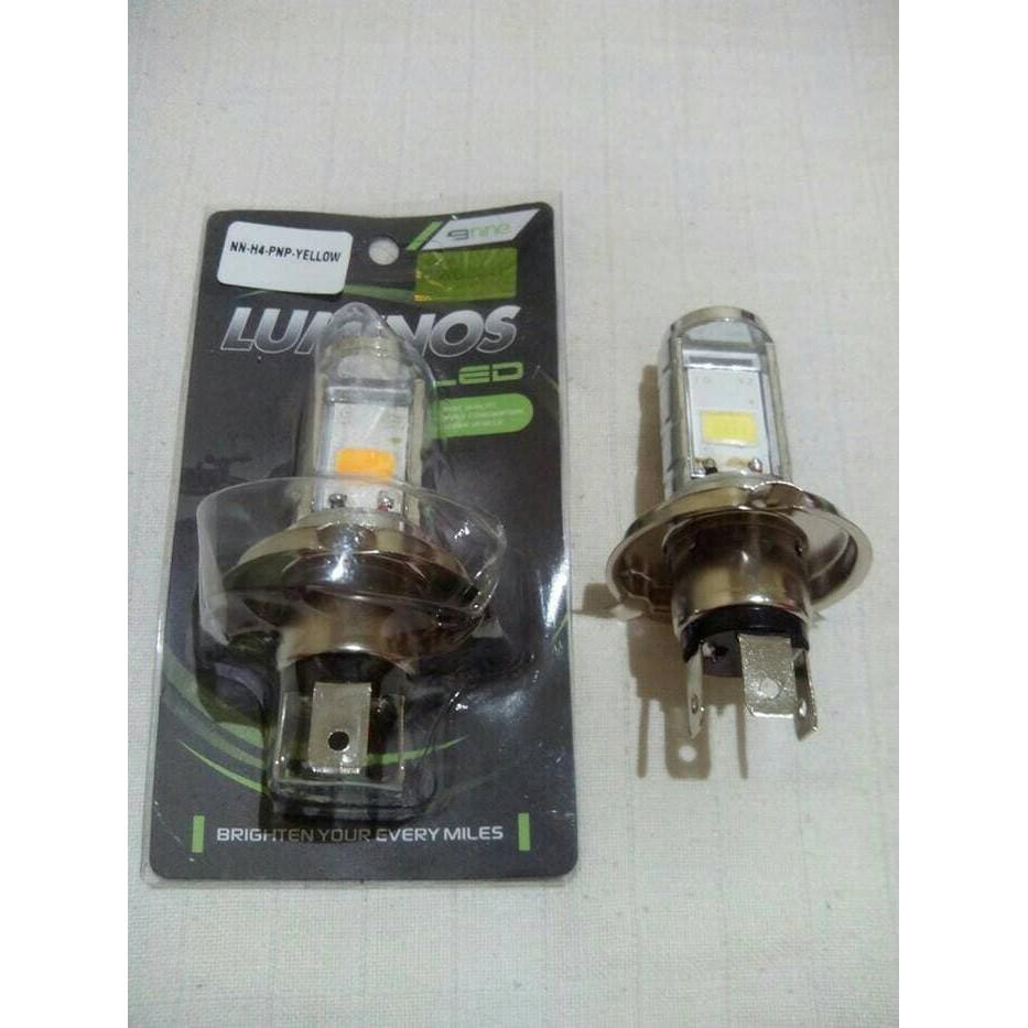 Lampu Motor H4 Led Luminos 16watt