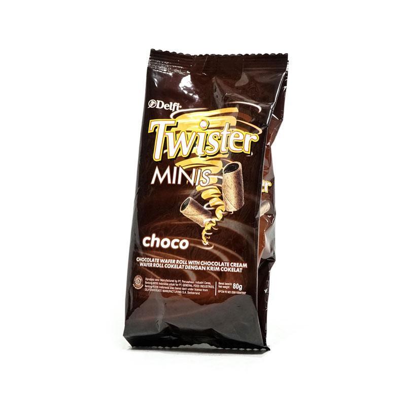 Ma rencontre avec Twister