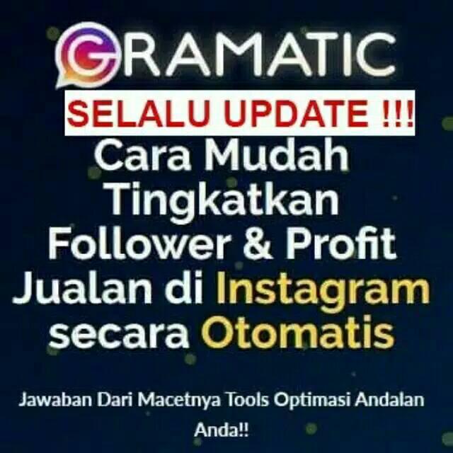 Tool Gramatic Instagram (Terlengkap)
