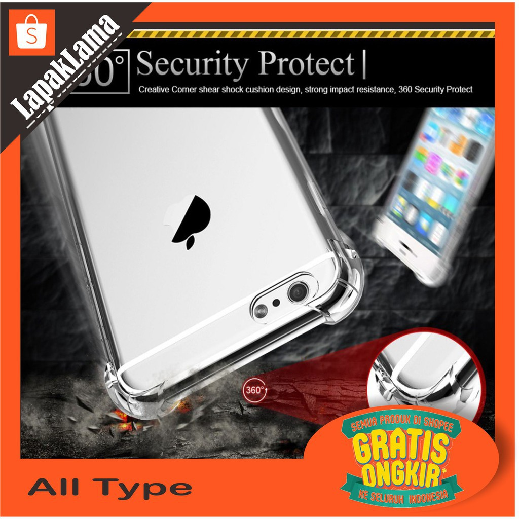 [ALL TYPE ] Anti Crack / Anticrack Case For iPhone Oppo ...