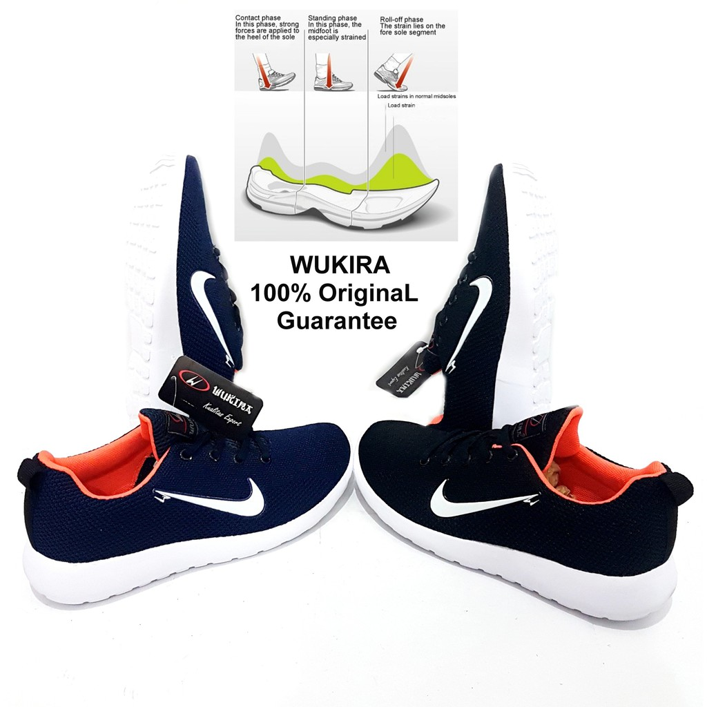 Sepatu Ardiles Women Tirnity Mamamo Running Shoes Sport Very Light Laziza Speatu Hitam 37 And Durability Shopee Indonesia