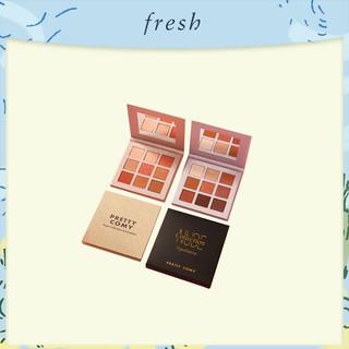 Eyeshadow Palet 9 Warna with cermin Shimmer Waterproof Multiguna Palet Eyeshadow thumbnail