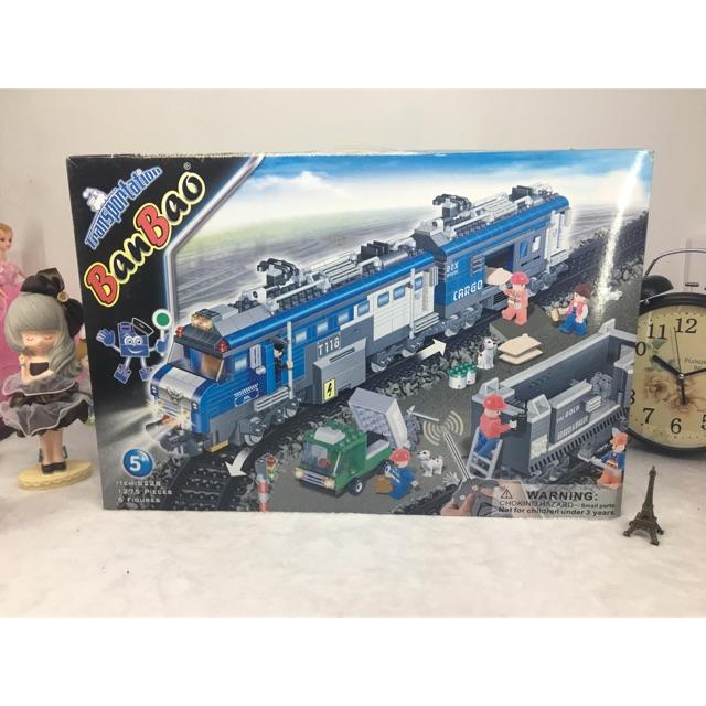 Lego ban bao kereta api | Shopee Indonesia