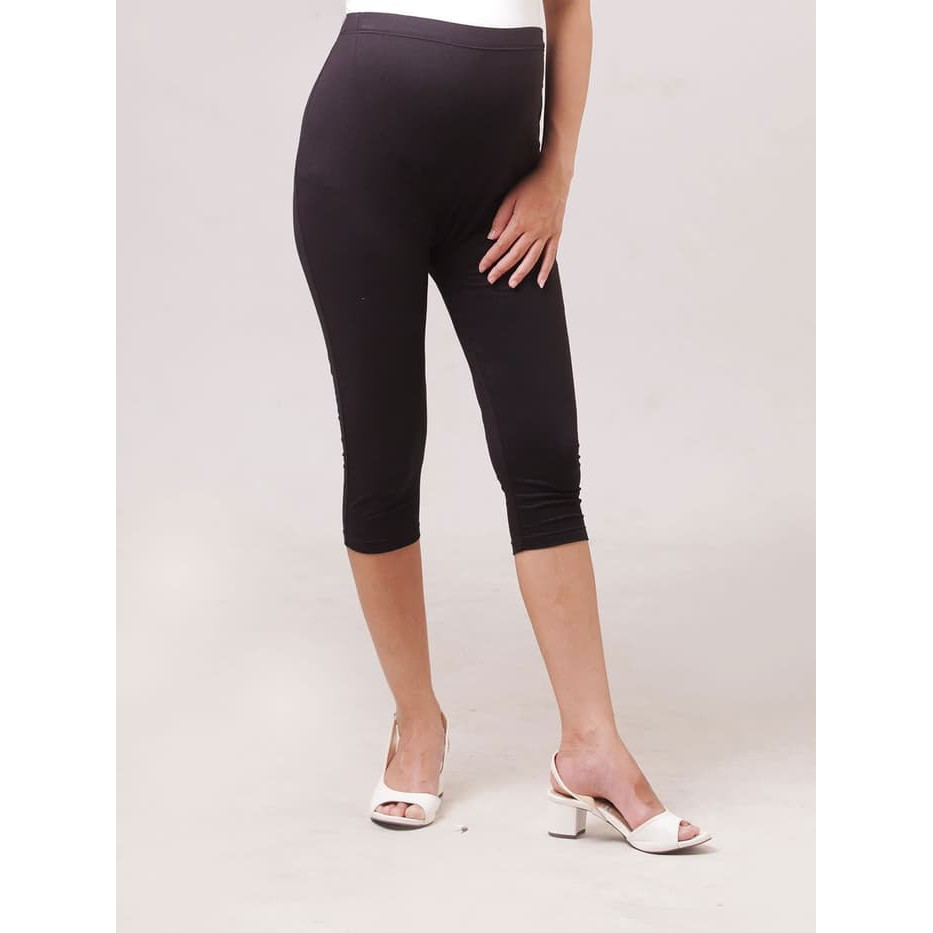 Celana Legging Celana Leging 7 8 Selutut All Size Standard Tukiyem13 Shopee Indonesia