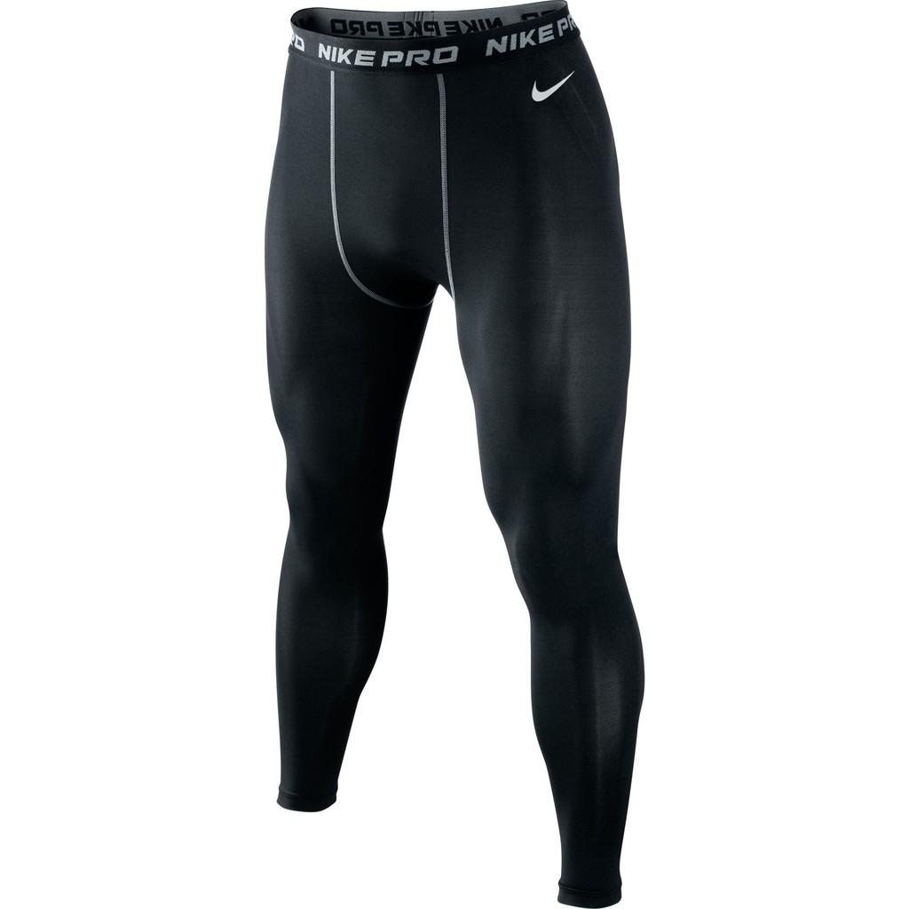 Celana Panjang Nike Pro Combat Compression Longpants Shortpant Pendek Ketat Shopee Indonesia