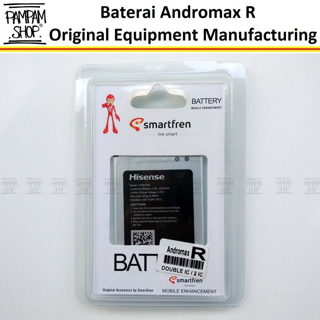 Baterai Handphone Smartfren Andromax R 4G LTE Original Double Power LP38220   Battery, Batrai, Batre   Shopee Indonesia