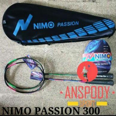 RAKET BADMINTON NIMO PASSION 300
