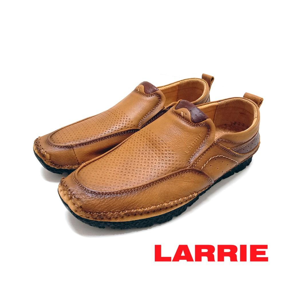 Larrie Men Tan Loafers 571951 Fc1 8lp Tan Shopee Indonesia
