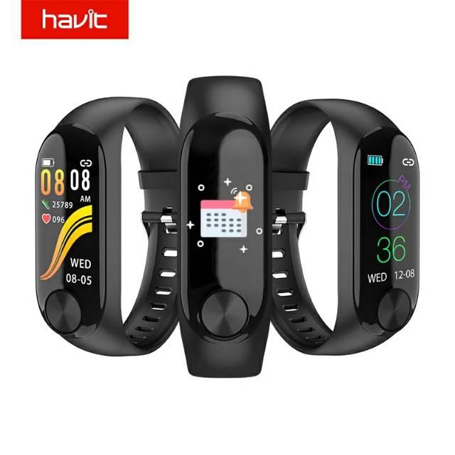 images?q=tbn:ANd9GcQh_l3eQ5xwiPy07kGEXjmjgmBKBRB7H2mRxCGhv1tFWg5c_mWT Smart Watch Havit Hv-h1103 Bluetooth Black
