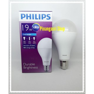 Lampu LED Philips 19 watt 19w / Philip Putih 19 w Bulb LED 19watt