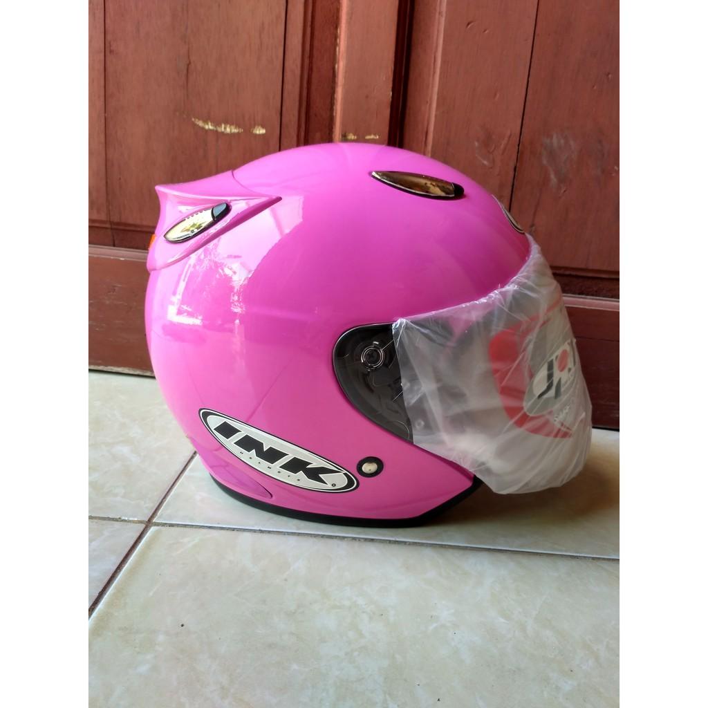 Helm Best Ink Good Produk Hm Shopee Indonesia Centro Hitam Kw Free Bubblewrap