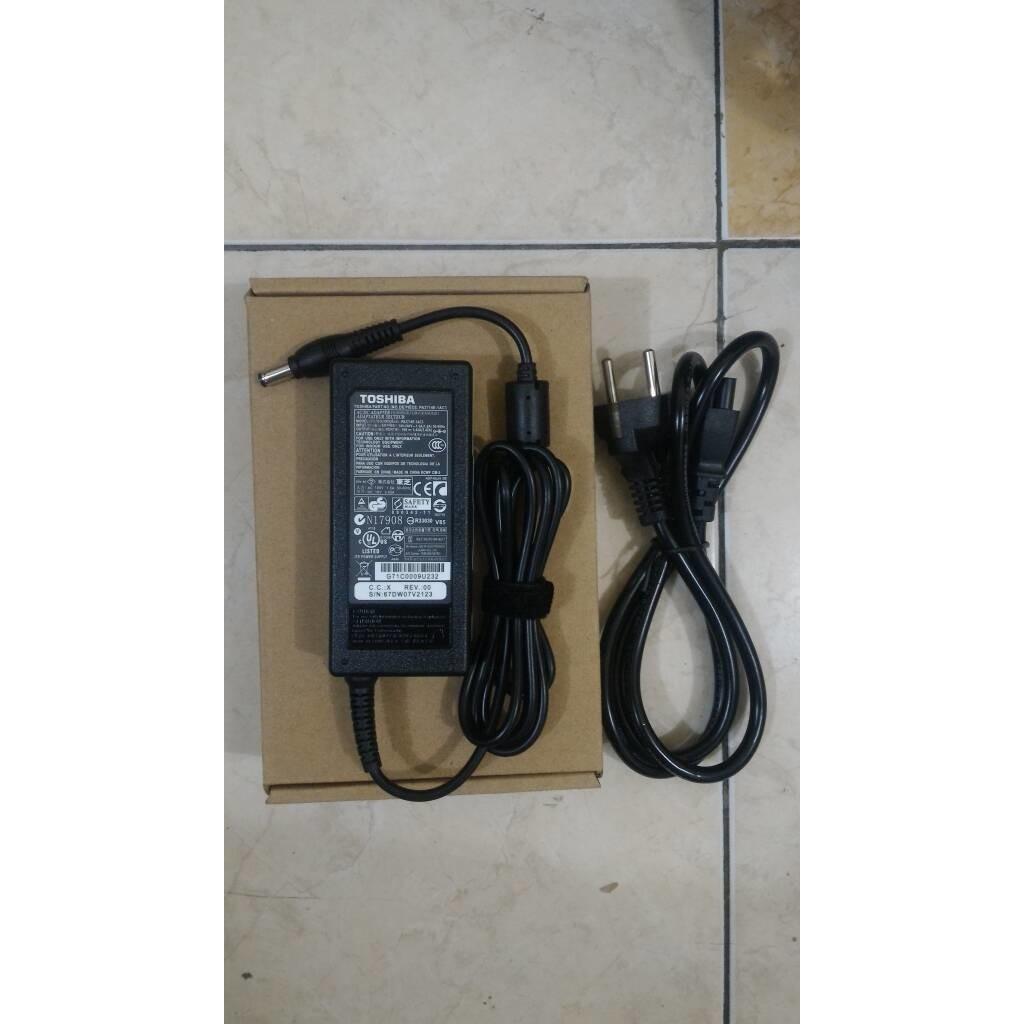 Asus Adaptorcharger 19v 342a Kotak Original Colokan Langsung Adaptor Charger A46 A46c A46ca A46cb A46cm Shopee
