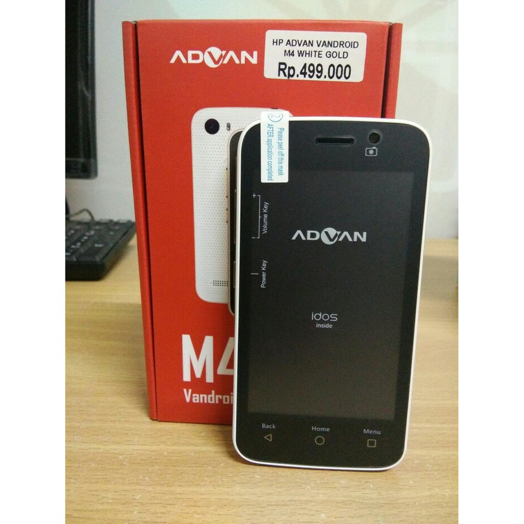 Advan M4 3g Vandroid Shopee Indonesia Periksa Peringkat Hp Icherry C209 Army Candybar 24 New Outdoor