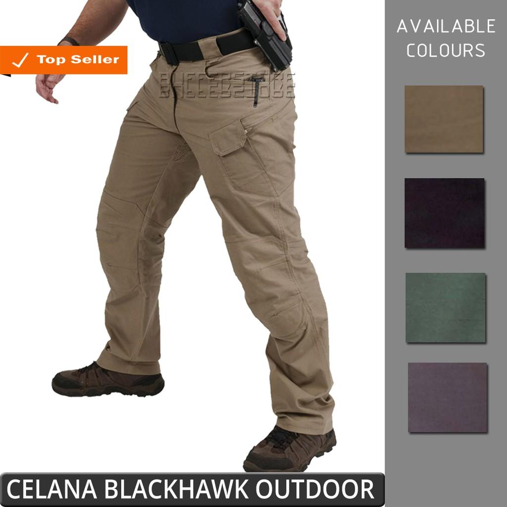 Celana Blackhawk Panjang Tactical Army Military Premium Shopee Celanablackhawk Indonesia