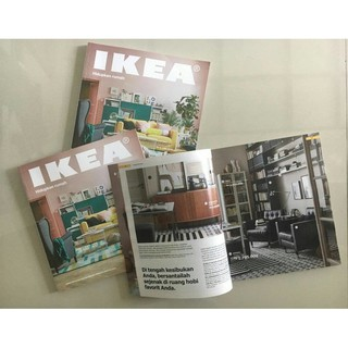 Dijual Katalog Ikea 2018 Catalogue Diskon