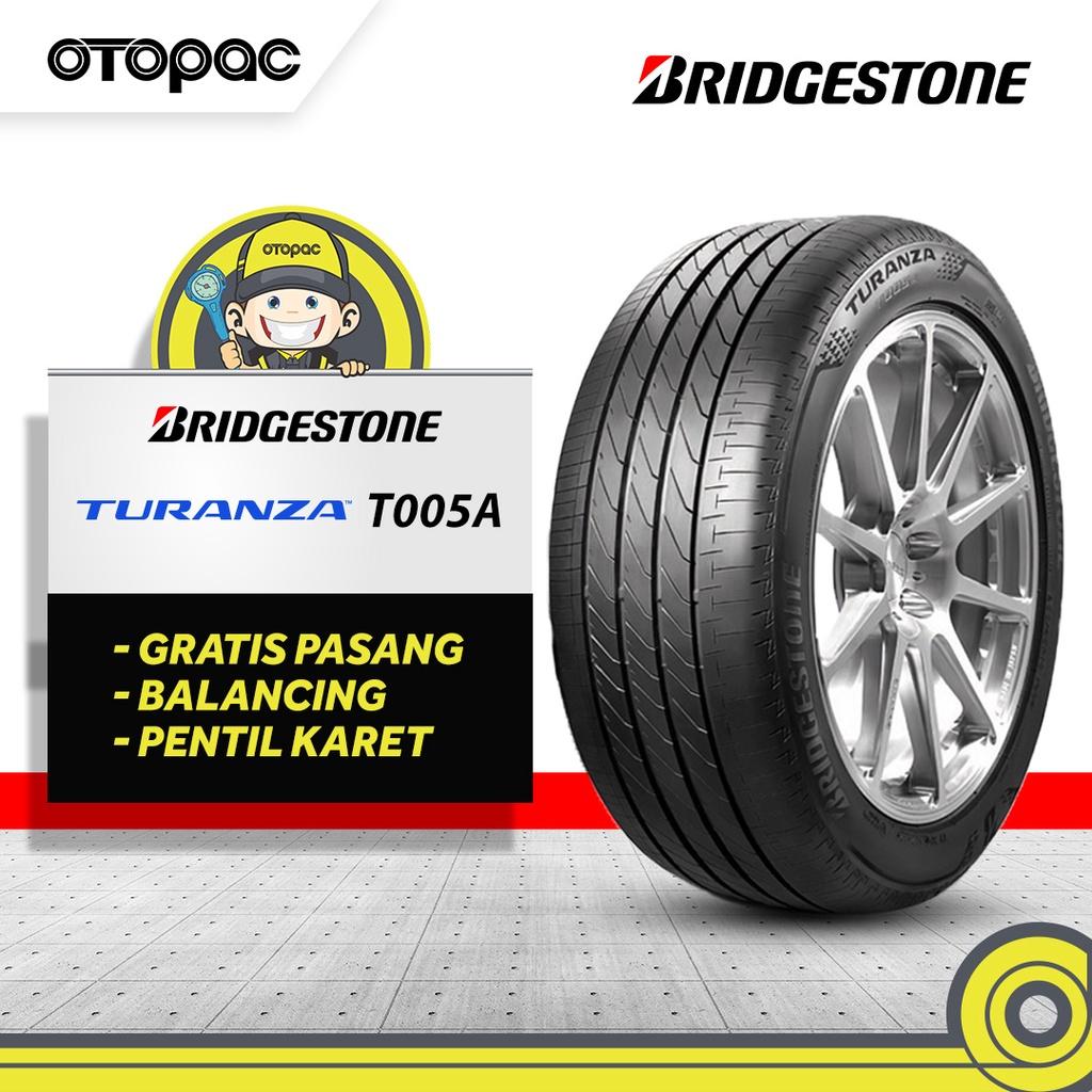 Ban mobil Bridgestone 215/60 R16 Turanza T005a