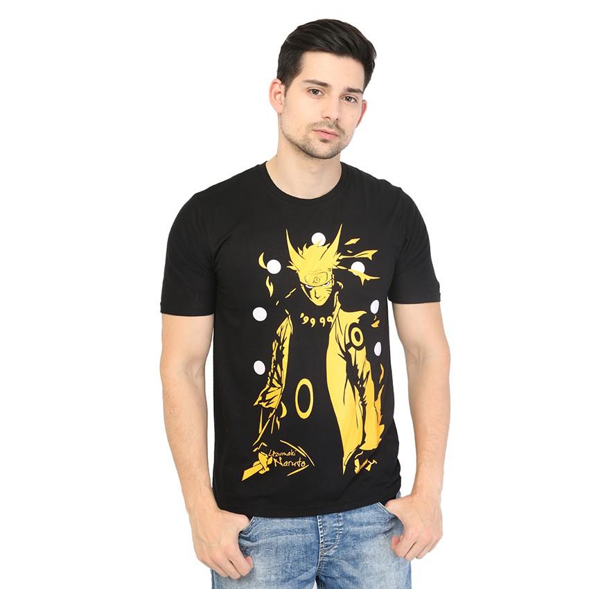 Kaos T-Shirt Distro / Kaos Pria / T-Shirt Pria Anime Premium Giordano