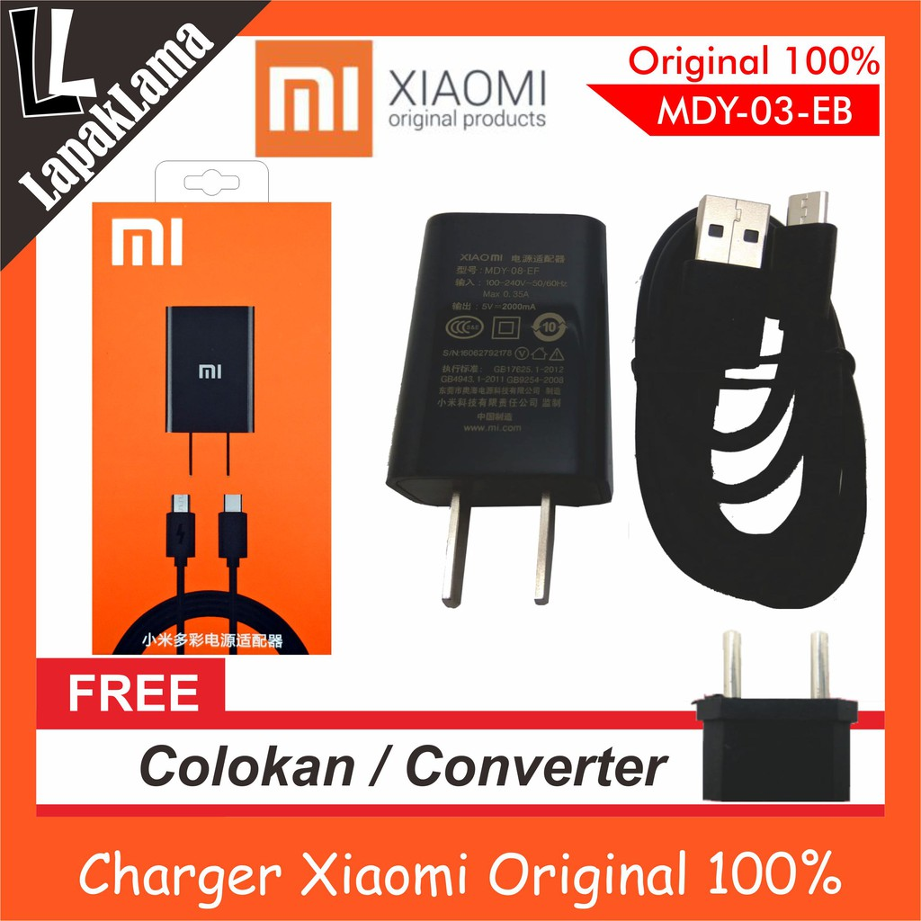 Flexible Charger Xiaomi Mi4 Mi 4 Original Shopee Indonesia Con Konektor Connector Lcd Mi4w