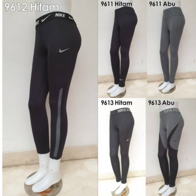 Legging Sport Wanita Celana Panjang Leging Olahraga Cewek Import Premium Gym Senam Yoga Shopee Indonesia