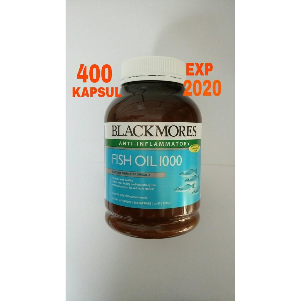 Minyak Ikan Omega 3 Blackmores Fish Oil Odourless Free Ongkir Bpom Triple Concentrated Anti Inflammatory 150 Kapsul Vanilla Shopee Indonesia