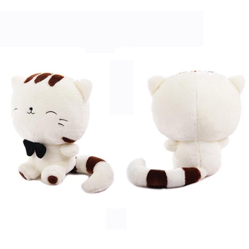 18//28cm Stuffed Toy Animal Soft Simulation Lovely Plush Doll Cute Cat Kawaii Toy