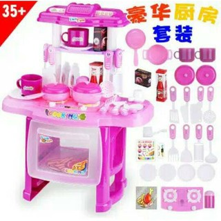 Jual Nath Mainan Masak Masakan Edukatif Anak Barbie Murah Shopee Indonesia