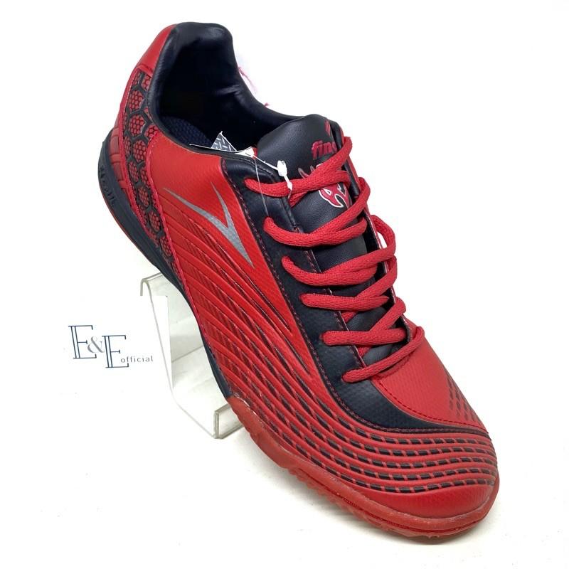 Sepatu Futsal Pria FINOTTI AFF 03 - Merah