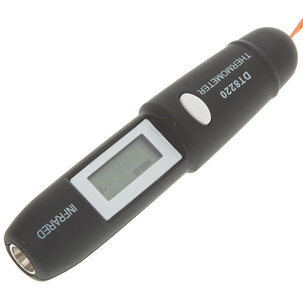 Deicy Lcd Digital Termometer Thermometer Infrared Mengukur Suhu Thermometertermometer 8in1 It 903 Tubuh Shopee Indonesia