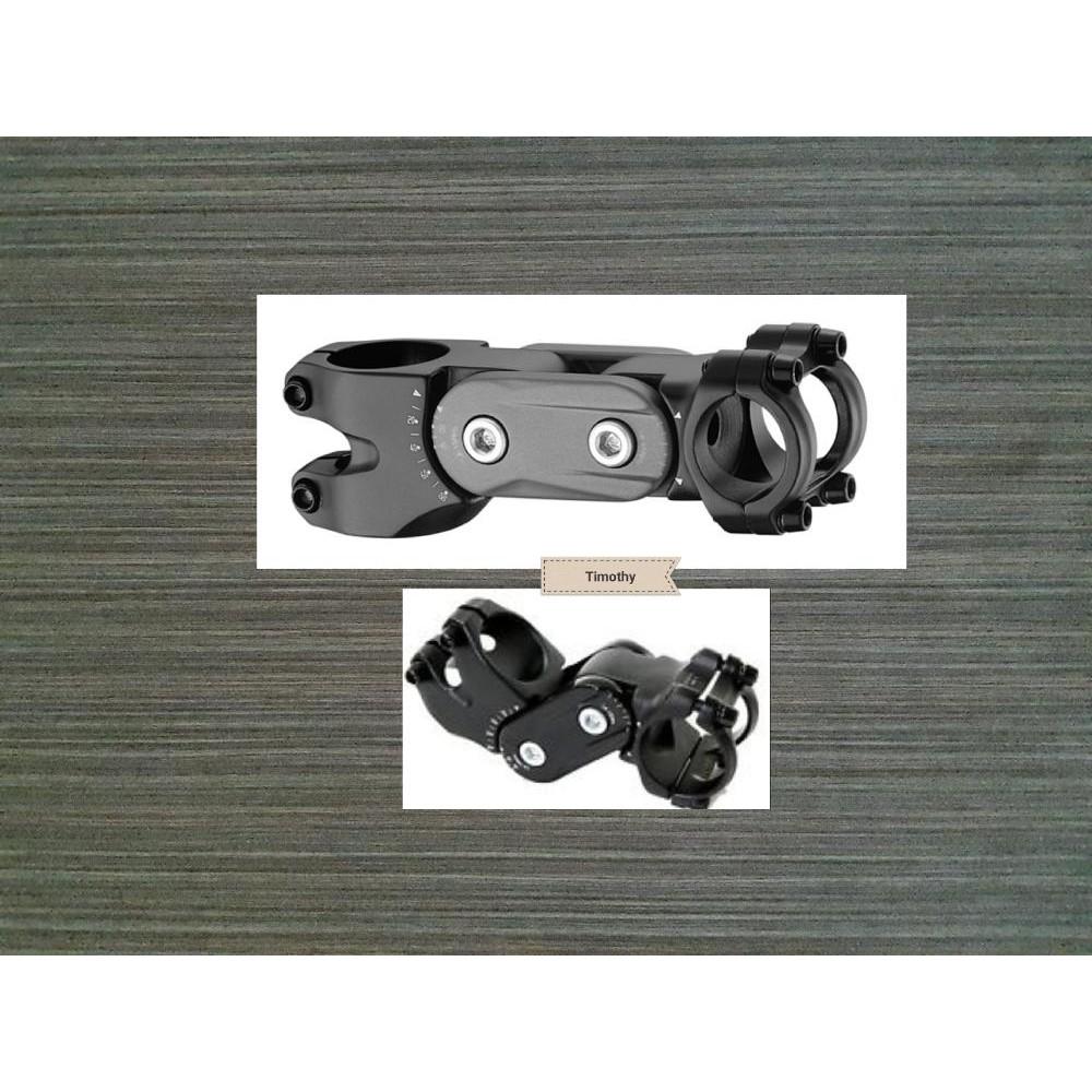 Adaptor Stem Peninggi Stang Alloy 21 Sampai 286 Shopee Indonesia Over Size