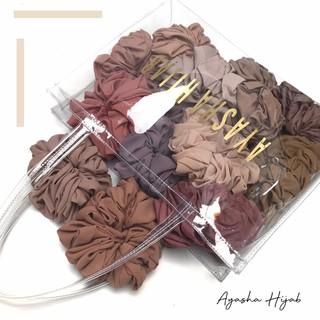 Scrunchie Hijab Scrunchie Ikat Rambut Part 2 thumbnail