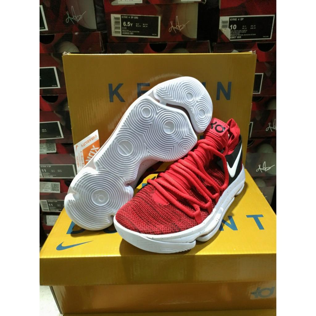 c3d541bffb0  FREE SHOES BAG  Sepatu Basket Nike Lebron Ambassador 10 USA Navy Sepatu  Murah Import