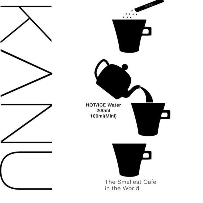Terbagus - Maxim KANU Coffee Americano/카누KANU Mini Kopi Korea/Maxim Coffee/kopi Kanu Americano
