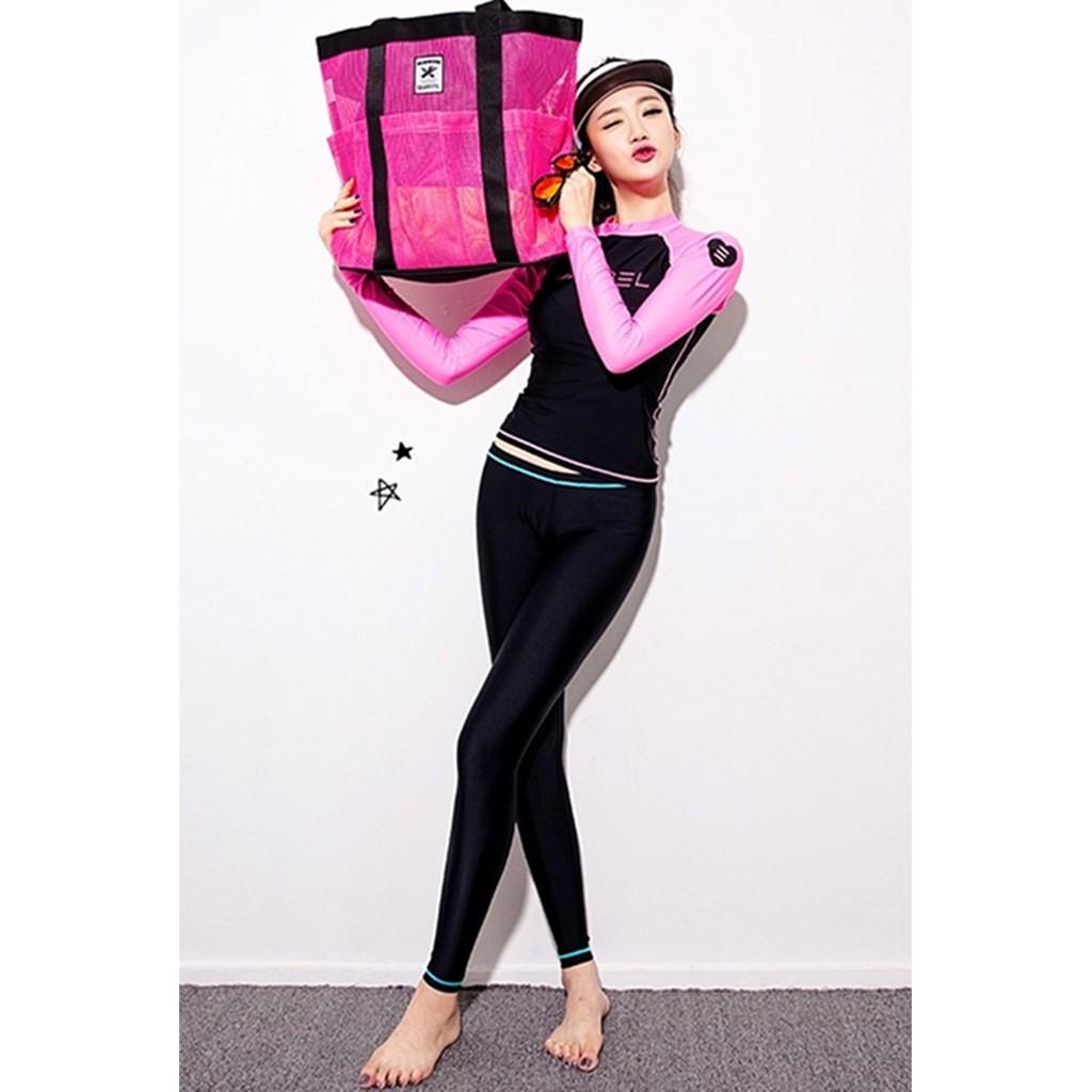Model Korea ins merah bersih hitam dada besar ramping baju renang one piece meng | Shopee Indonesia