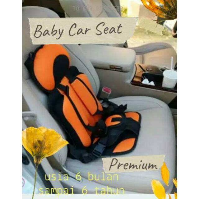 Baby Car Seat Kursi Mobil Bayi || Alas Stroller Bayi ...