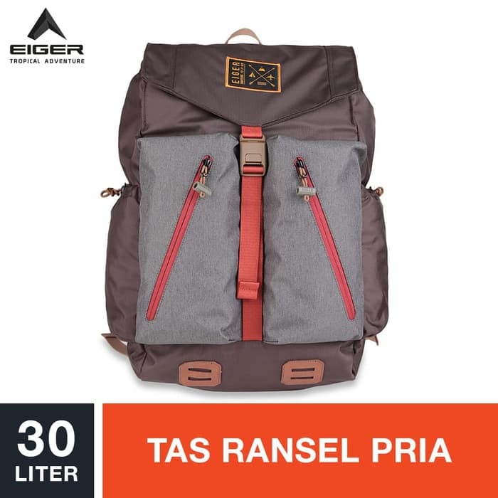 Eiger 1989 Packerbase Folded Backpack 15L - Green  228ce7c62c