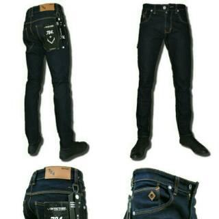 168 Collection Celana Kulot Faszha Jeans Pant-Biru. Source · Fashion celana jeans panjang