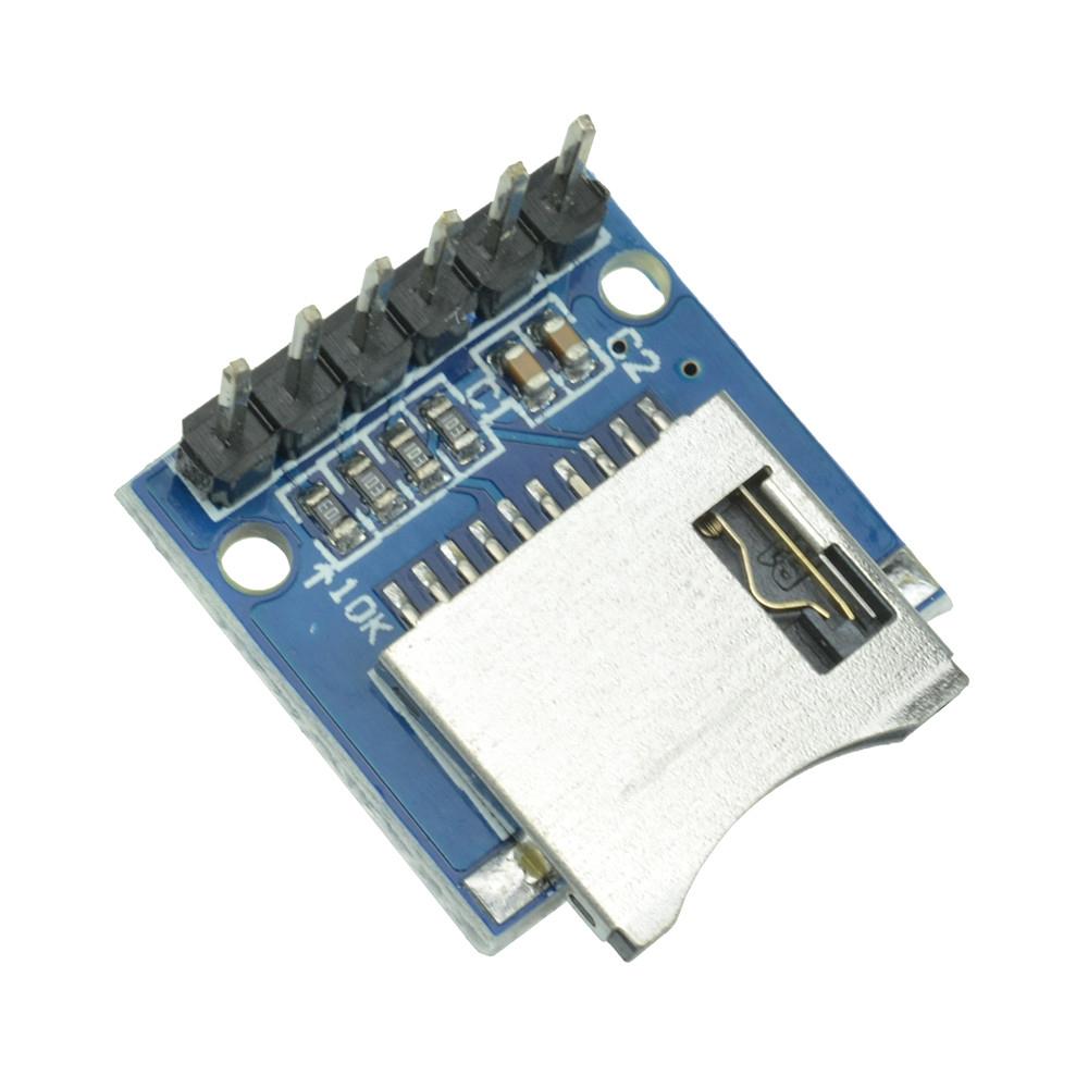 Mini SD Card Module Memory Module-Micro SD Card Module for Arduino AVR ARM x 5