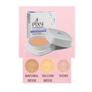 Pixy UV Whitening Loose Powder Bedak Tabur