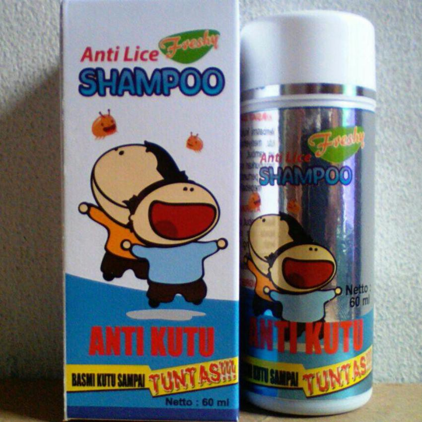 Shampoo Anti Kutu Lice Preshy 60ml Shopee Indonesia
