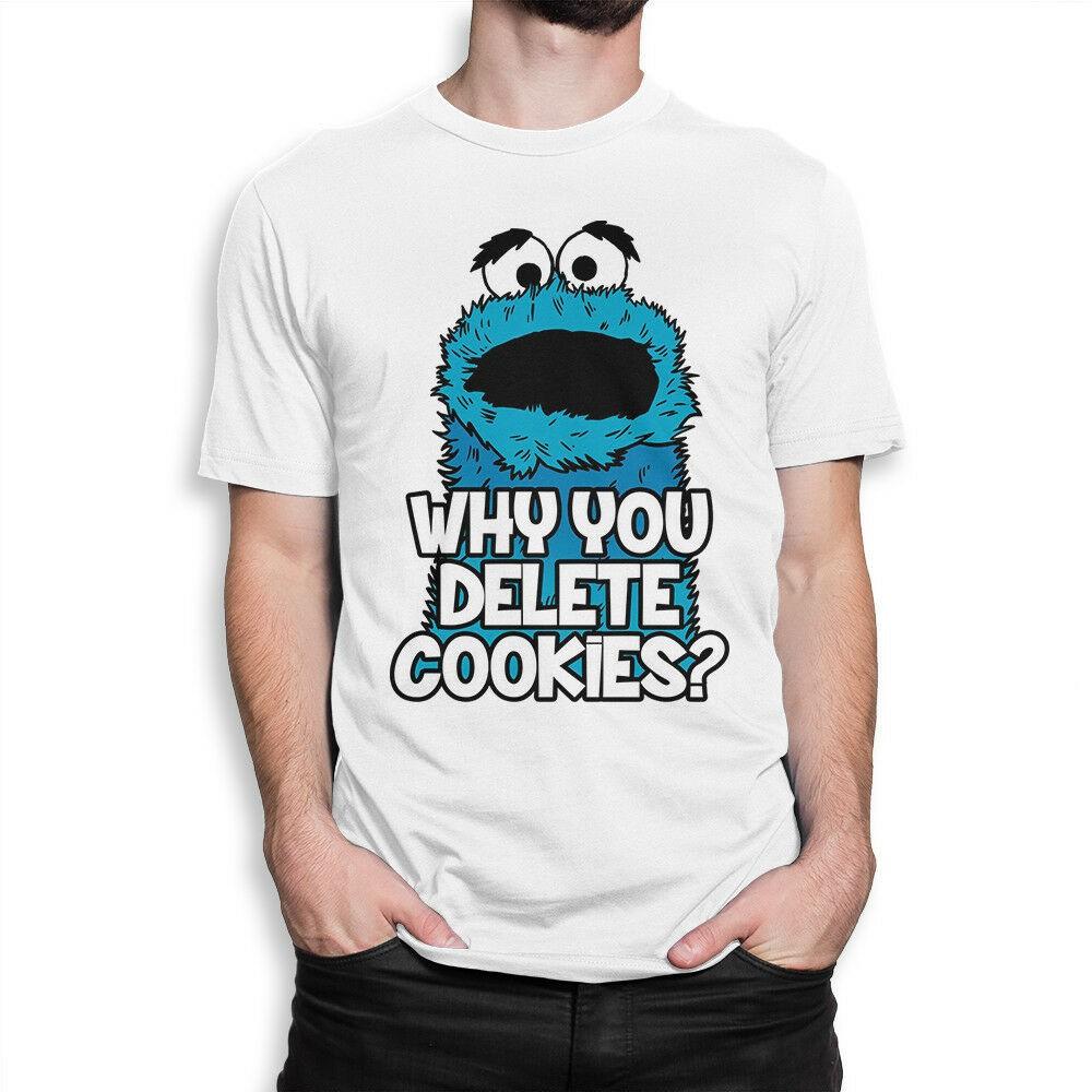Beautiful Cookies Adult Ringer T Sesame Street Shirt