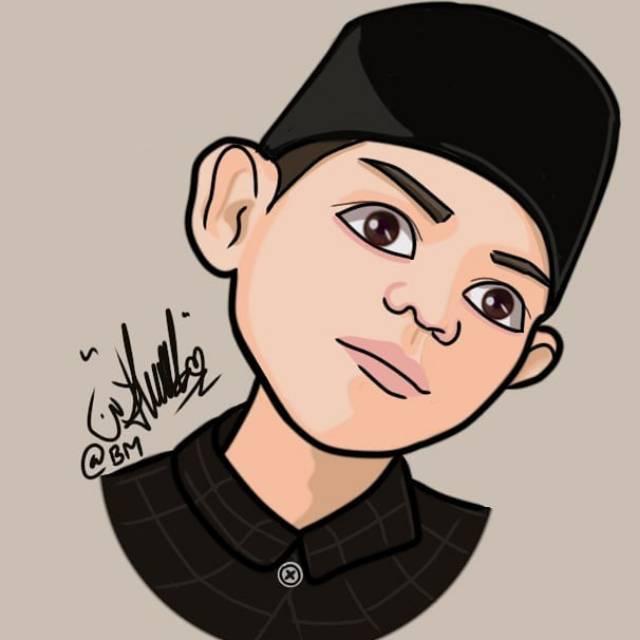 Gambar Wajah Animasi Keren Dan Lucu Bingkai Shopee Indonesia