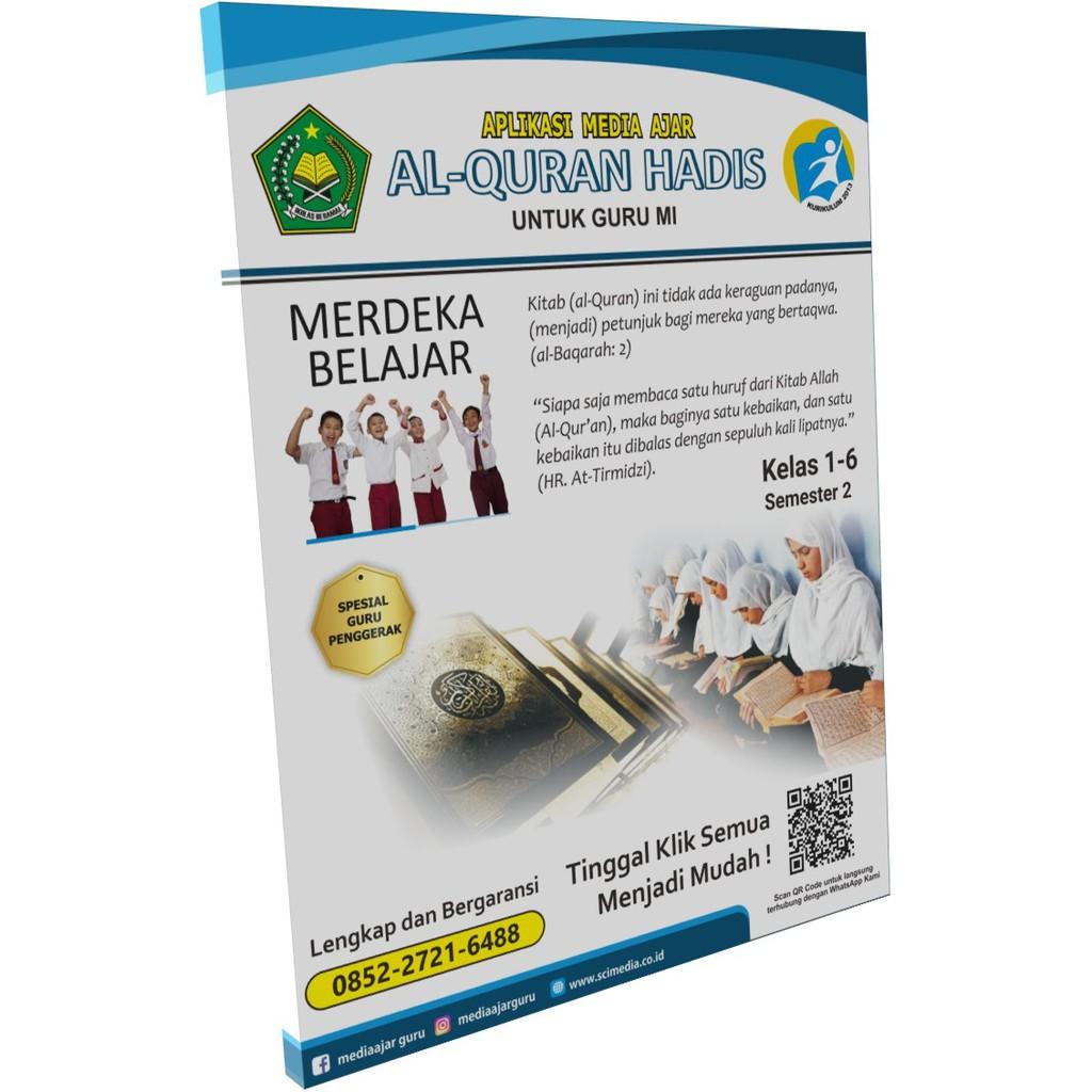Al Qur An Hadis Kelas 1 2 3 4 5 6 Madrasah Ibtidaiyah Mi Sd Shopee Indonesia