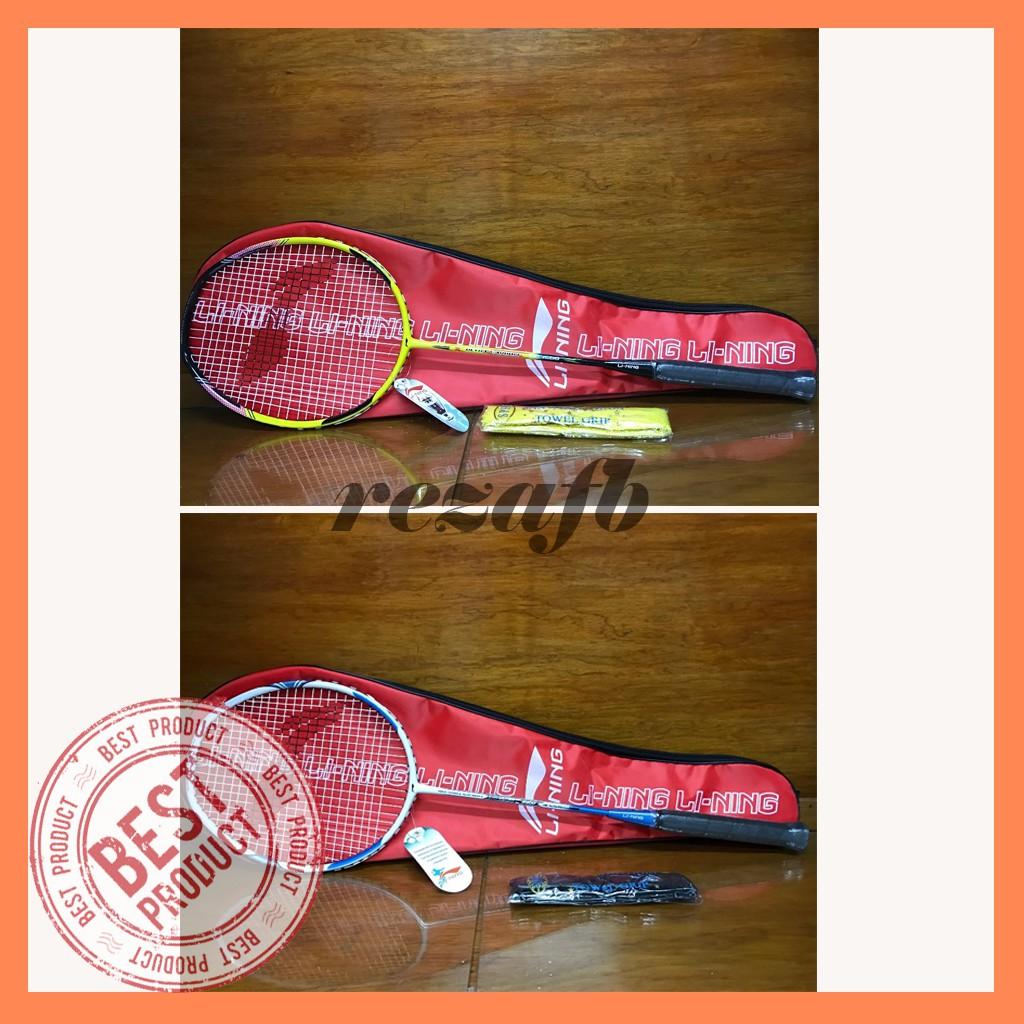 Raket Bulutangkis Badminton Anak Karakter Isi 2 Shopee Indonesia Dua Cover