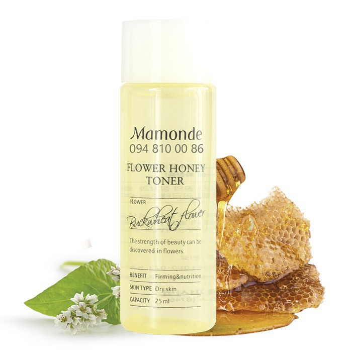 Mamonde Rose Water Toner Chamomile Aqua Peel Flower Honey Pore Clean 25ml Mini Shopee Indonesia