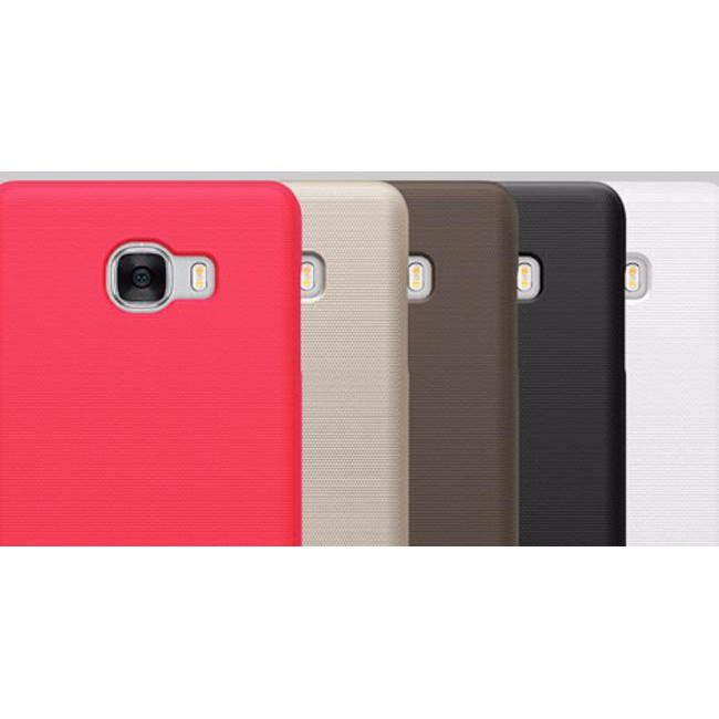 Hardcase Nillkin frosted shield Samsung Galaxy C7 original. | Shopee Indonesia