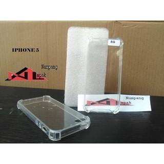 Iphone 5 / 5s / SE Anticrack Case / Anti Crack case / Anti Shock case PREMIUM ACRYLIC / MIKA