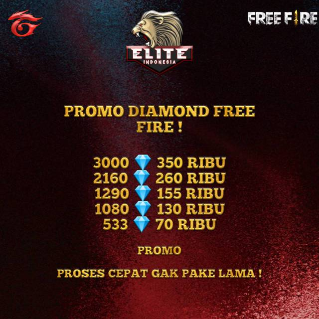 Diamond Free Fire Ilegal Shopee Indonesia