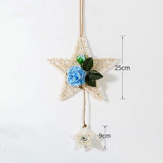 Fashion Artificial Flower Xmas Tree Ornament Home Party Wedding Decor